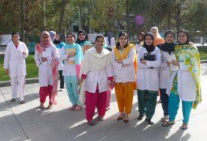 Girls of Shihezi University International
