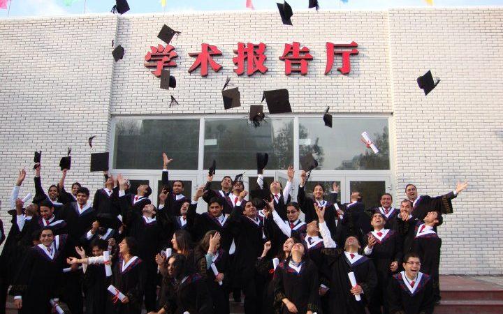 Flying Graduated